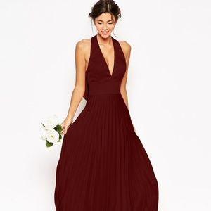 NWT ASOS Wedding Evening Gown